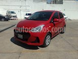 Foto venta Auto usado Hyundai Grand i10 GL MID (2018) color Rojo precio $175,000