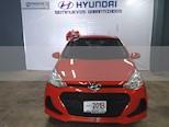 Foto venta Auto usado Hyundai Grand i10 GL MID (2018) color Naranja precio $168,000