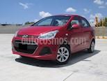 Foto venta Auto usado Hyundai Grand i10 GL MID (2017) color Rojo precio $146,000