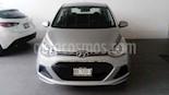 Foto venta Auto usado Hyundai Grand i10 GL (2017) color Plata precio $145,000