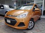 Foto venta Auto usado Hyundai Grand i10 GL (2015) color Bronce precio $129,000