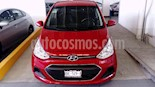 Foto venta Auto usado Hyundai Grand i10 GL (2017) color Rojo precio $145,000