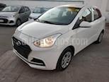 Foto venta Auto usado Hyundai Grand i10 GL (2018) color Blanco precio $189,000