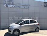 Foto venta Auto usado Hyundai Grand i10 GL (2015) color Plata precio $105,000