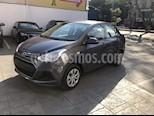 Foto venta Auto usado Hyundai Grand i10 GLS Aut color Gris precio $147,000