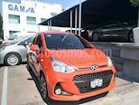 Foto venta Auto usado Hyundai Grand i10 GLS TM (2018) color Naranja precio $189,900