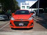 Foto venta Auto usado Hyundai Grand i10 GLS (2018) color Naranja precio $189,900