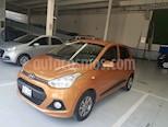Foto venta Auto usado Hyundai Grand i10 GLS (2015) color Naranja precio $125,000