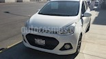 Foto venta Auto usado Hyundai Grand i10 GLS (2017) color Blanco precio $154,000