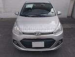 Foto venta Auto usado Hyundai Grand i10 GLS color Plata precio $165,000