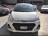 Foto venta Auto usado Hyundai Grand i10 GLS (2018) color Blanco precio $189,000