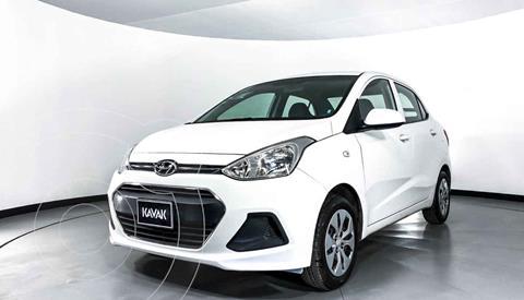 Hyundai Grand i10 GL usado (2016) color Blanco precio $132,999