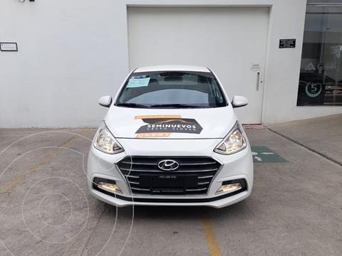 Hyundai Grand i10 GLS usado (2018) color Blanco precio $193,000