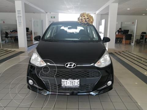 Hyundai Grand i10 GLS Aut usado (2020) color Negro precio $214,000