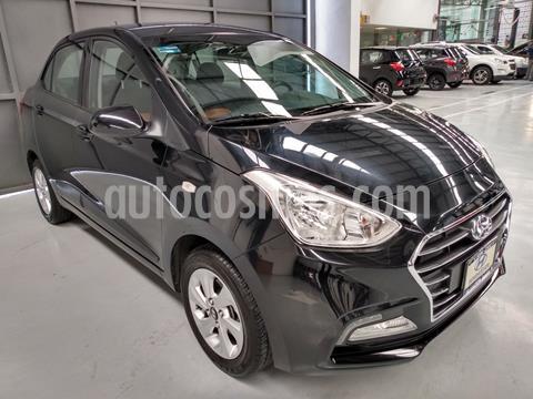 Hyundai Grand i10 GLS usado (2020) color Negro precio $215,000