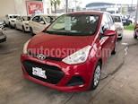 foto Hyundai Grand i10 GLS Aut usado (2017) color Rojo precio $163,000