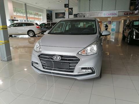 Hyundai Grand i10 GLS Aut usado (2018) color Plata Dorado precio $173,500