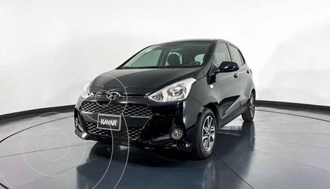 Hyundai Grand i10 GLS Aut usado (2020) color Negro precio $222,999