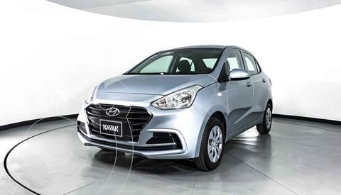 Hyundai Grand i10 GL MID usado (2020) color Plata precio $204,999