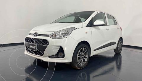 Hyundai Grand i10 Version usado (2019) color Blanco precio $207,999
