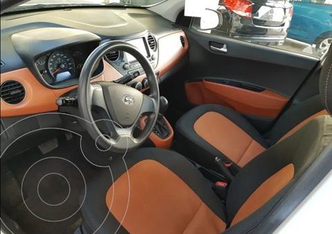 Hyundai Grand i10 GLS usado (2019) color Blanco precio $179,500