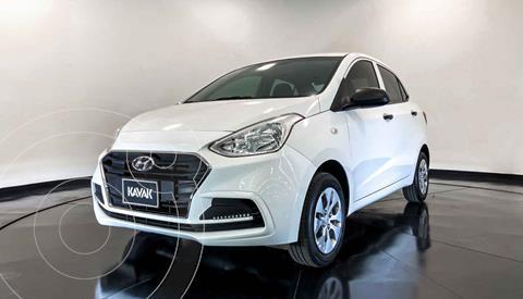 Hyundai Grand i10 GL usado (2019) color Blanco precio $167,999
