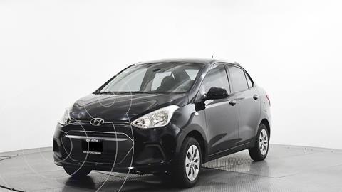 Hyundai Grand i10 GL MID usado (2017) color Negro precio $168,800
