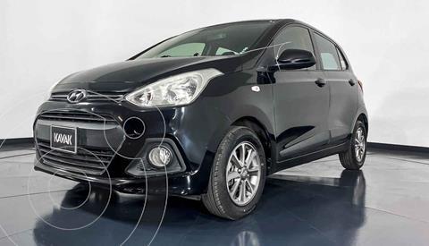 Hyundai Grand i10 Version usado (2015) color Negro precio $134,999
