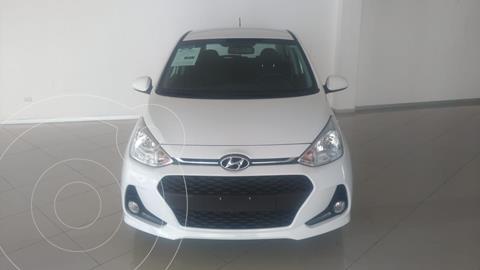Hyundai Grand i10 GLS usado (2019) color Blanco precio $175,000