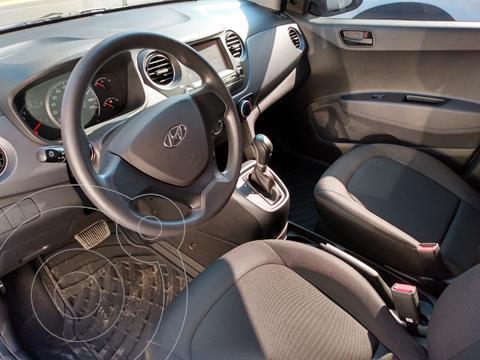 Hyundai Grand i10 GL MID Aut usado (2020) color Azul precio $198,900
