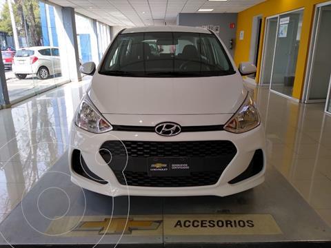 Hyundai Grand i10 GL MID usado (2020) color Blanco precio $183,800