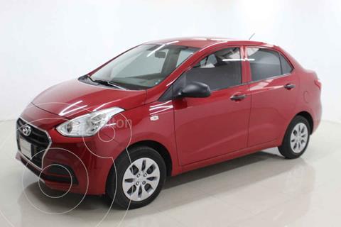 Hyundai Grand i10 GL usado (2020) color Rojo precio $189,000