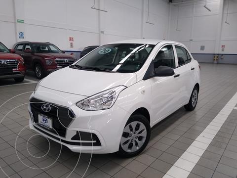 Hyundai Grand i10 GL usado (2020) color Blanco precio $185,000