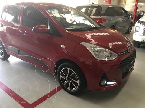 Hyundai Grand i10 GLS Aut usado (2019) color Rojo precio $195,000