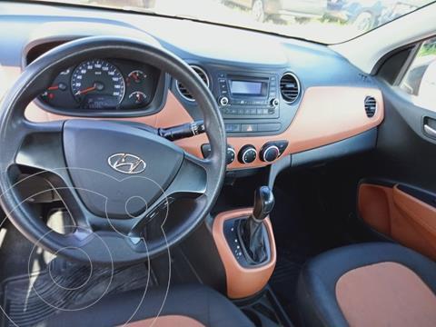 Hyundai Grand i10 GLS usado (2017) color Naranja precio $159,000