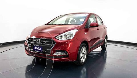 Hyundai Grand i10 GL usado (2019) color Rojo precio $187,999