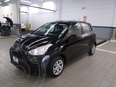 Hyundai Grand i10 GL MID usado (2019) color Negro precio $165,000