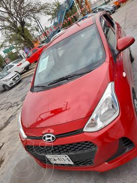 Hyundai Grand i10 GL usado (2018) color Rojo precio $145,500