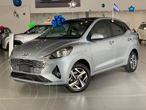 Hyundai Grand i10 GLS usado (2021) color Plata Dorado precio $245,000