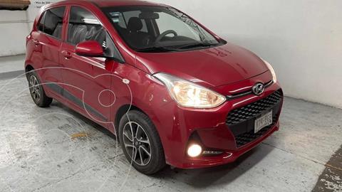 Hyundai Grand i10 GLS usado (2020) color Rojo precio $195,000