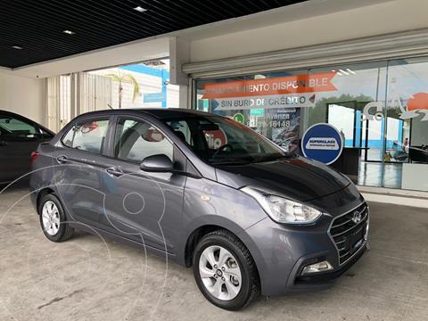 Hyundai Grand i10 GLS usado (2019) color Granito precio $190,000