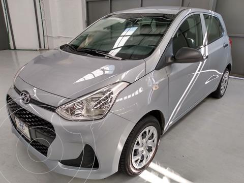 Hyundai Grand i10 GL usado (2020) color Plata Dorado precio $174,900