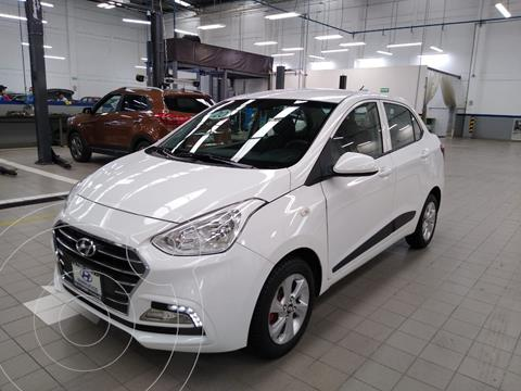 Hyundai Grand i10 GLS usado (2020) color Blanco precio $205,000