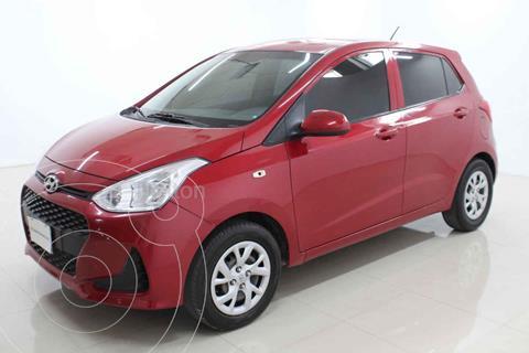 Hyundai Grand i10 Version usado (2018) color Rojo precio $170,000