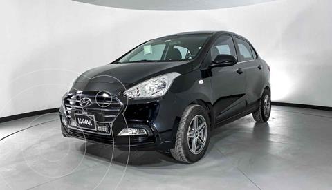 Hyundai Grand i10 GLS usado (2019) color Negro precio $189,999