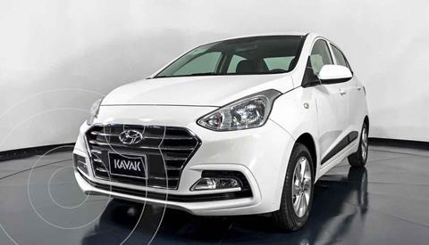 Hyundai Grand i10 GLS usado (2019) color Blanco precio $189,999