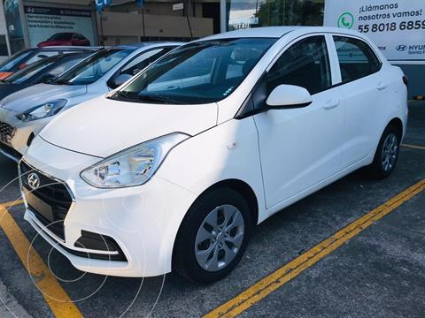 Hyundai Grand i10 GL MID Aut usado (2020) color Blanco precio $223,900