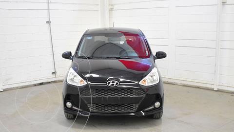 Hyundai Grand i10 GL MID usado (2018) color Negro precio $155,000