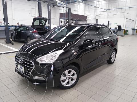 Hyundai Grand i10 GLS usado (2019) color Negro precio $205,000