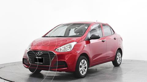 Hyundai Grand i10 GL MID usado (2018) color Rojo precio $151,580